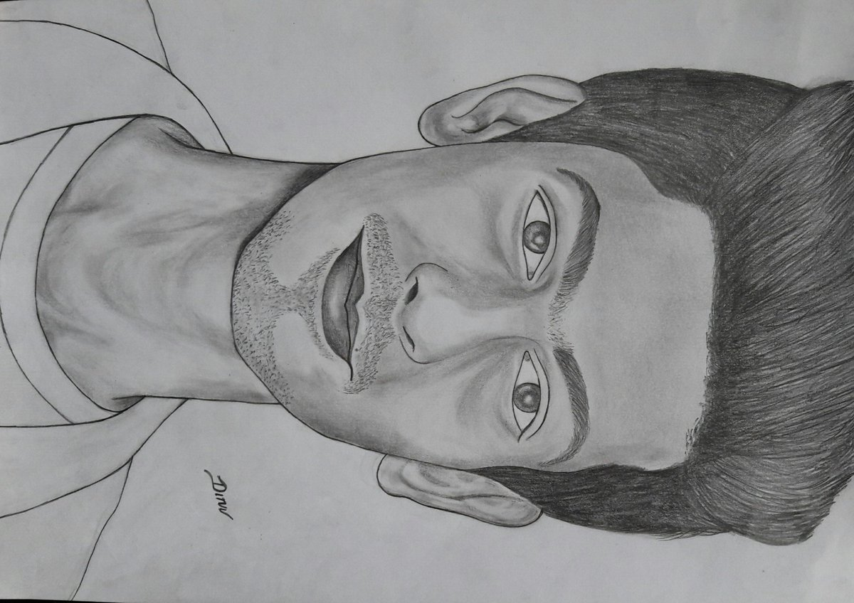 Dinu sundaresan on twitter anirudhofficial dear sir this my small pencil drawing my name is dinu sundaresan from kerala