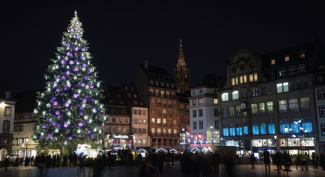 History Of The Christmas Tree: From Pagan Ritual To Iconic