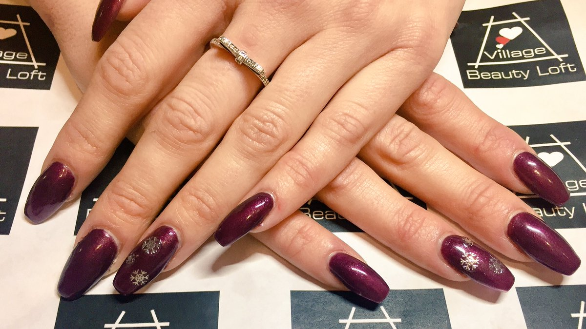Village Beauty Loft On Twitter Gel Nail Extensions Only 25 Call