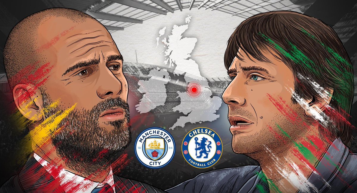 DIRETTA Manchester City-Chelsea Streaming Gratis su TV VPN, YouTube Live, Facebook Video, orario e dove vederla