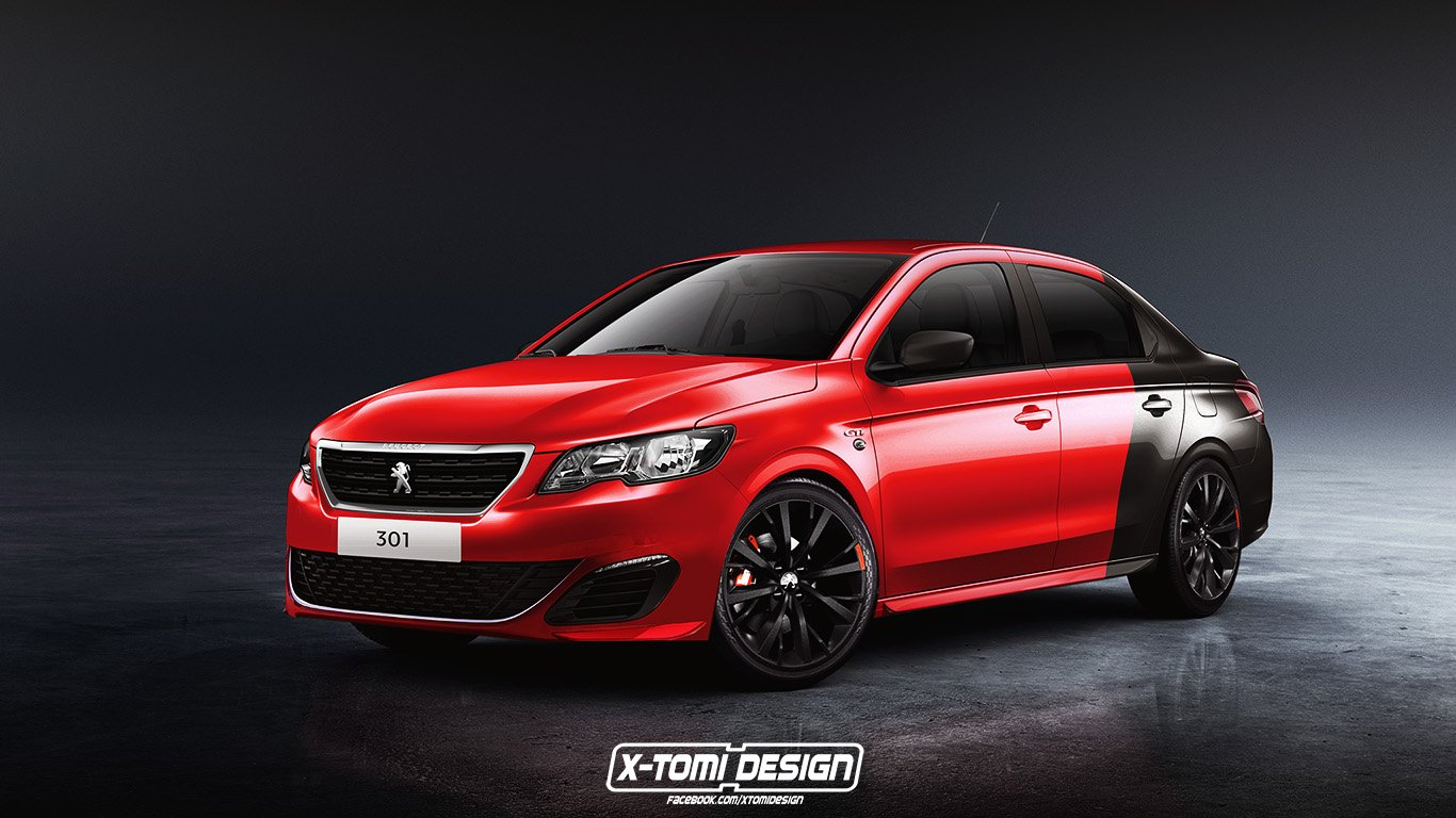 X Tomi Design On Twitter Peugeot 301 Gti Xtomidesign