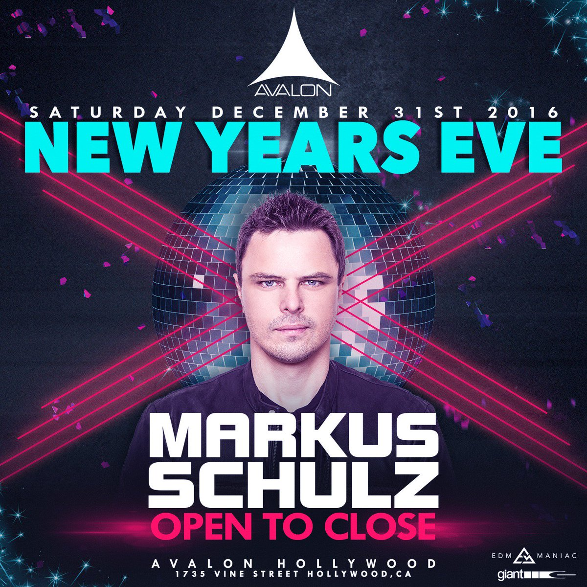 Win tix and a bottle of champagne for #NYE with .@MarkusSchulz via @EDMManiac! https://t.co/RxAc14hJ4N https://t.co/j73iAkmL04