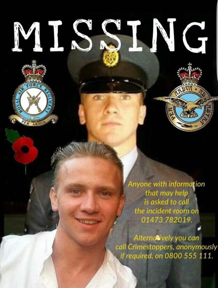 Pls RT. Somebody must know something about Corrie's whereabouts. https://t.co/D7foGMNsMf