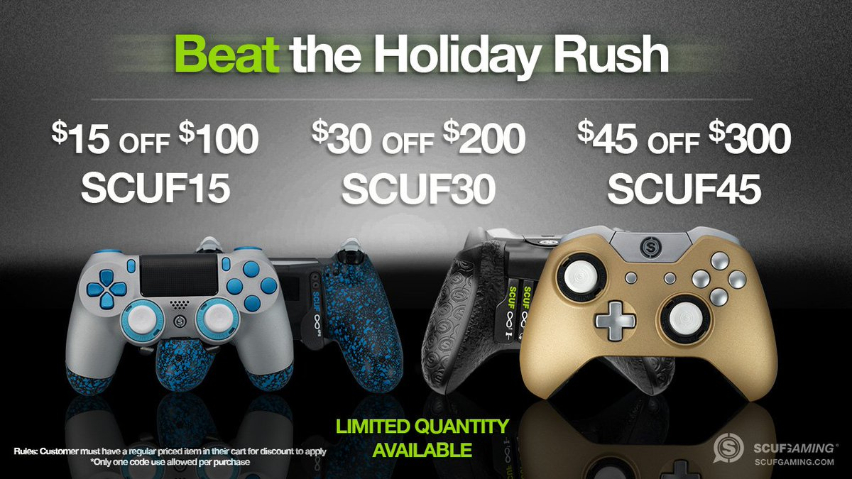 Scuf coupon code