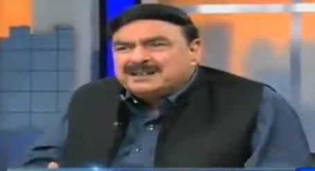 Tonight with Moeed Pirzada  - 2nd December 2016 - Sheikh Rasheed Exclusive Interview thumbnail