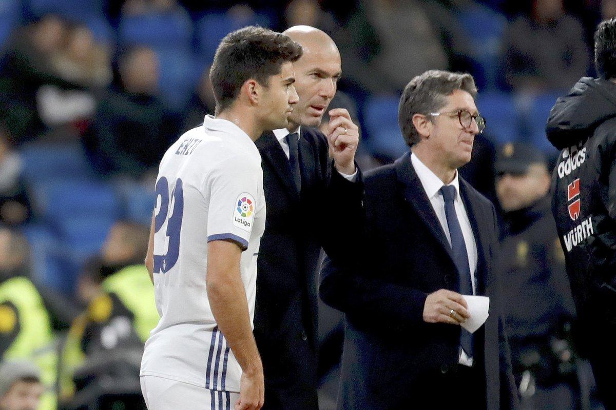 Enzo Zidane rejoint Aves