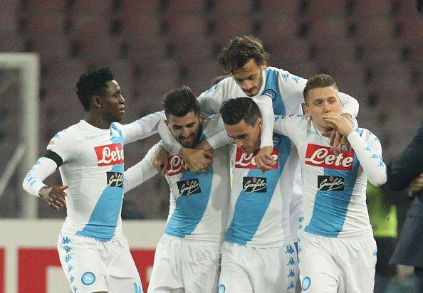 Serie A: è tornato il Napoli, 3-0 all'Inter di Pioli