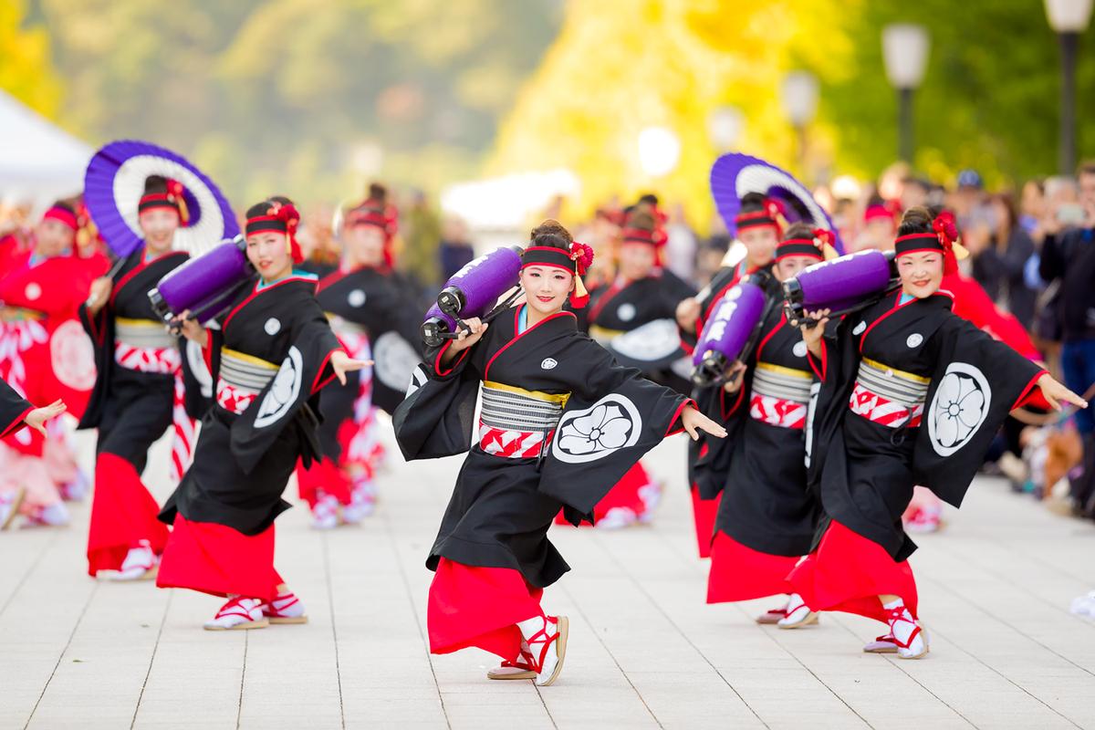 Điệu nhảy yosakoi