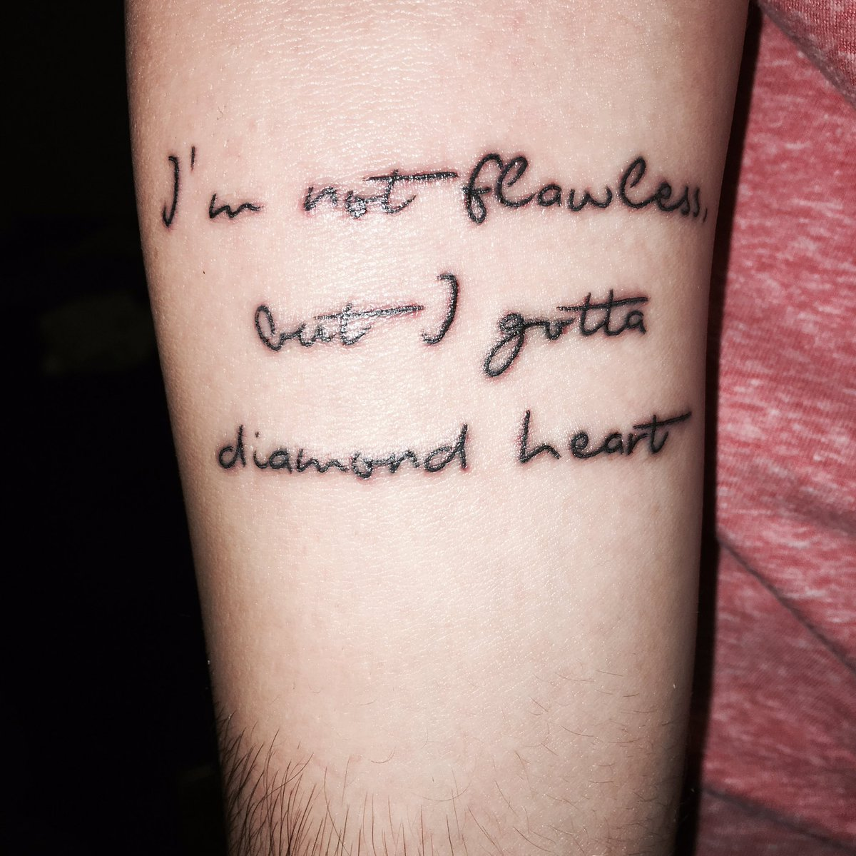 Lady Gaga Age Lady Gaga Diamond Heart Tattoo