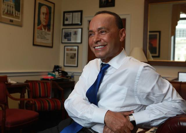 Rep. Gutierrez To Skip Trump Inauguration In Protest Of 'Bigotry'