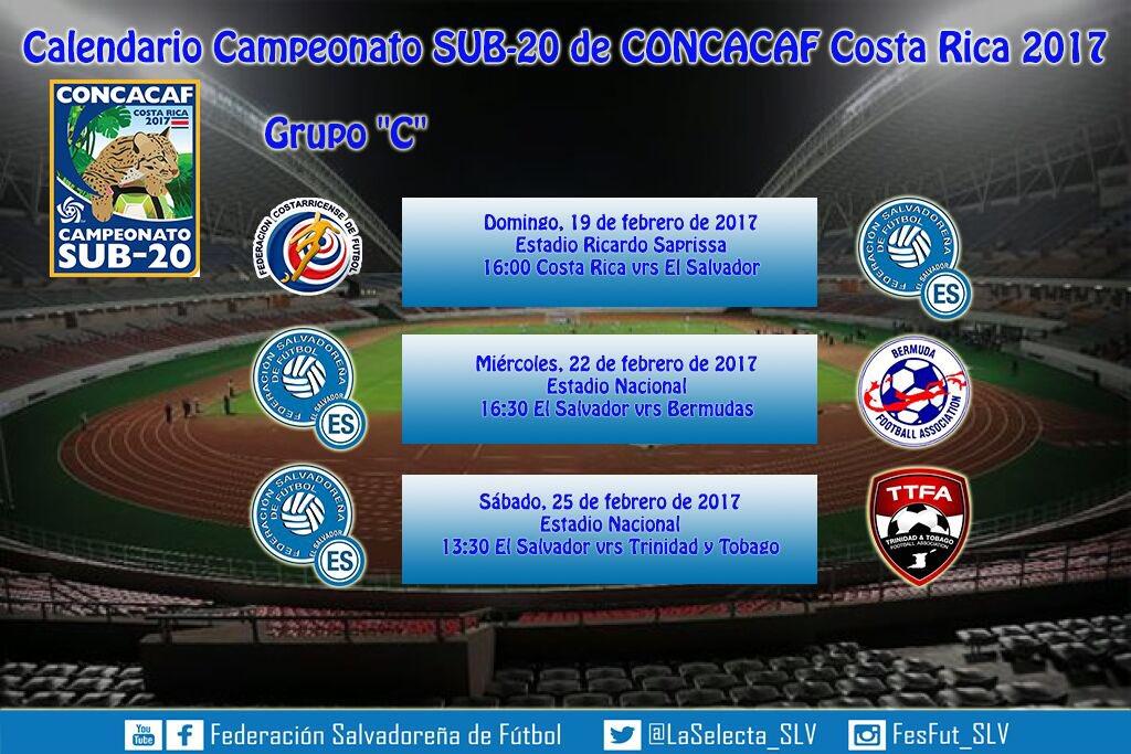 CONCACAF 2017 - Eliminatorias a Copa Mundo 2017. CytKAFpUsAAZSNl