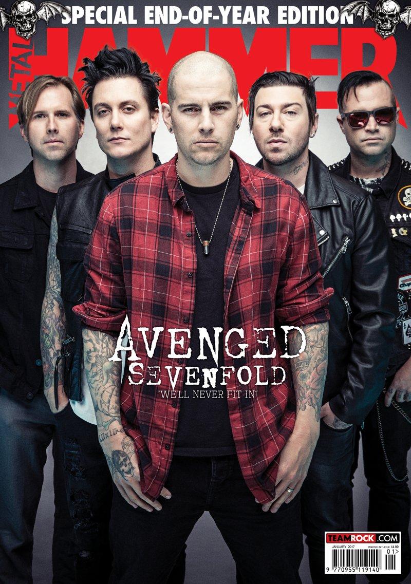 Avenged Sevenfold (@TheOfficialA7X) | Twitter