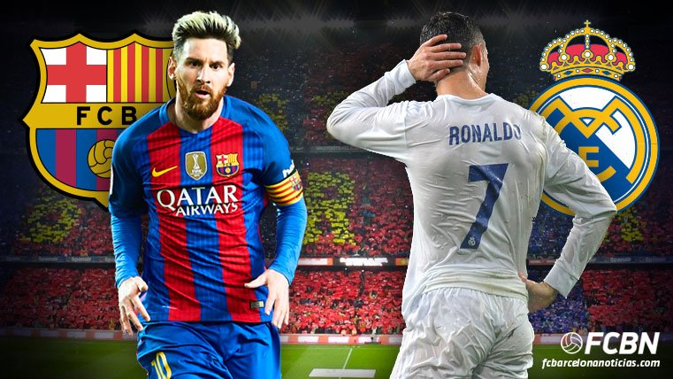 DIRETTA Barcellona-Real Madrid Streaming Gratis su Rojadirecta TV VPN, Facebook Video, YouTube Live, orario e dove vedere EL Clasico