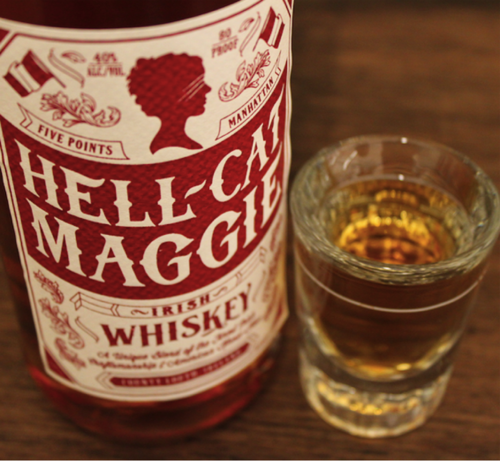 The Hell-Cat name is earned, not given. #hellcatmaggie #irishwhiskey https://t.co/4NOytBX74N