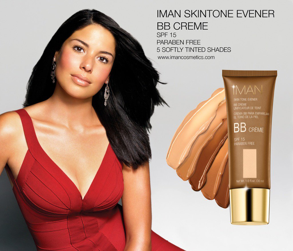 Easy glamour from @IMANcosmetics Visit https://t.co/P468FZ6Tbm for all our foundations #CelebrateYourSkinTone https://t.co/bOJy1s3tvt