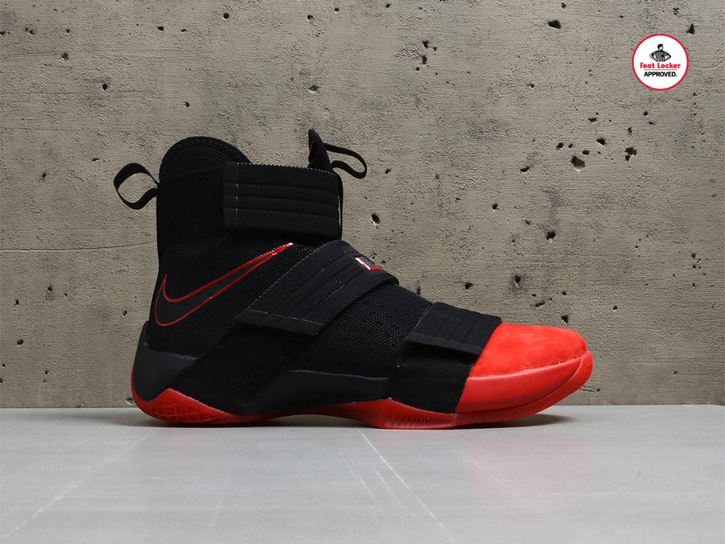 reputable site 743a6 47358 Zoom LeBron Soldier: The #Nike Zoom LeBron Soldier 10 ...