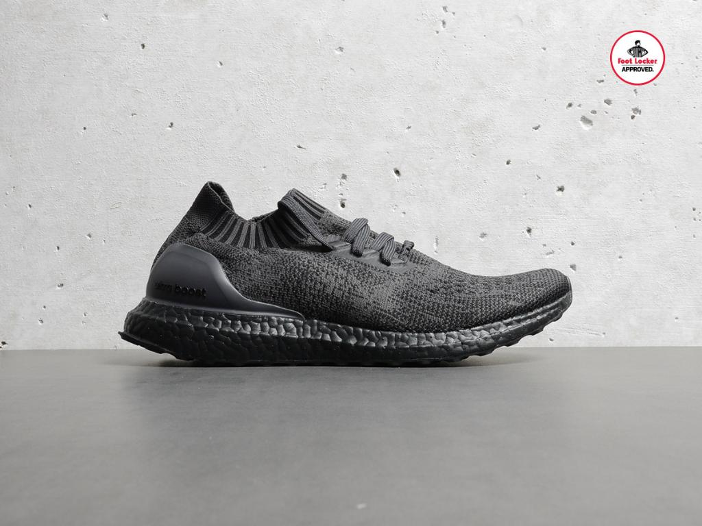 b0dcb8ca2  footlocker 2 years. the triple black adidas ultra boost uncaged drops  online tomorrow at 10am est