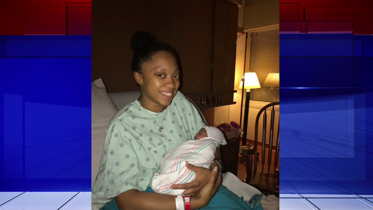 Dispatcher coaches mom through delivering her own baby solo...