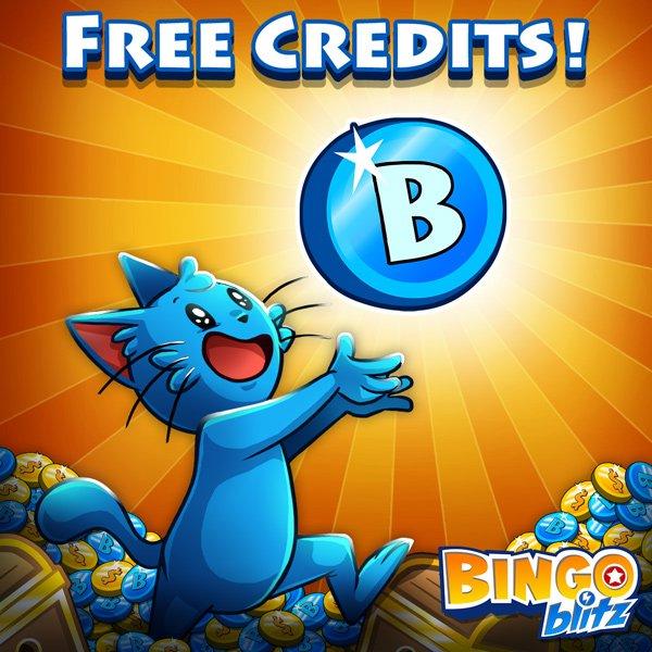 bingo blitz page