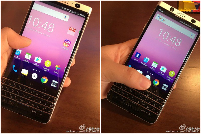 Could this be the first real look at BlackBerry's last in-house QWERTY device? https://t.co/eDBH9mCHlg https://t.co/uhc9v4RwMS