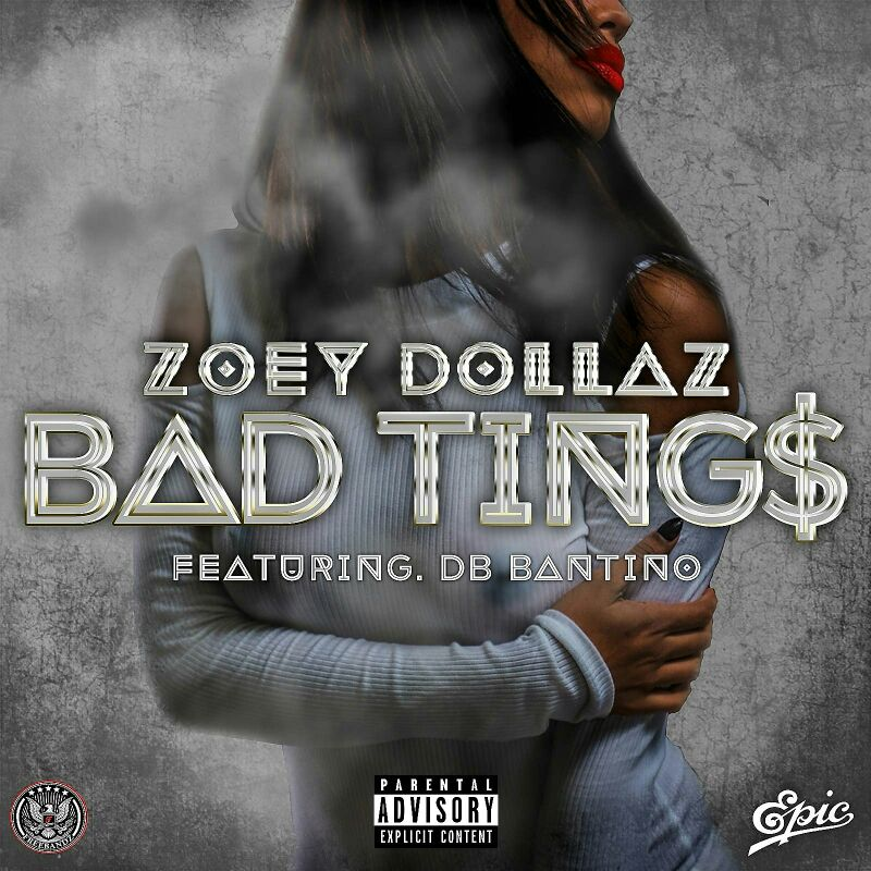 Check out my fam @ZoeyDollaz new single!!!! #LetEmKnow @dizzycleanface https://t.co/xk7q9BJMLp