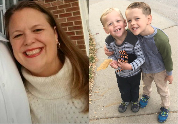 Public vigil in Parker for mother and two sons who died of gun shots