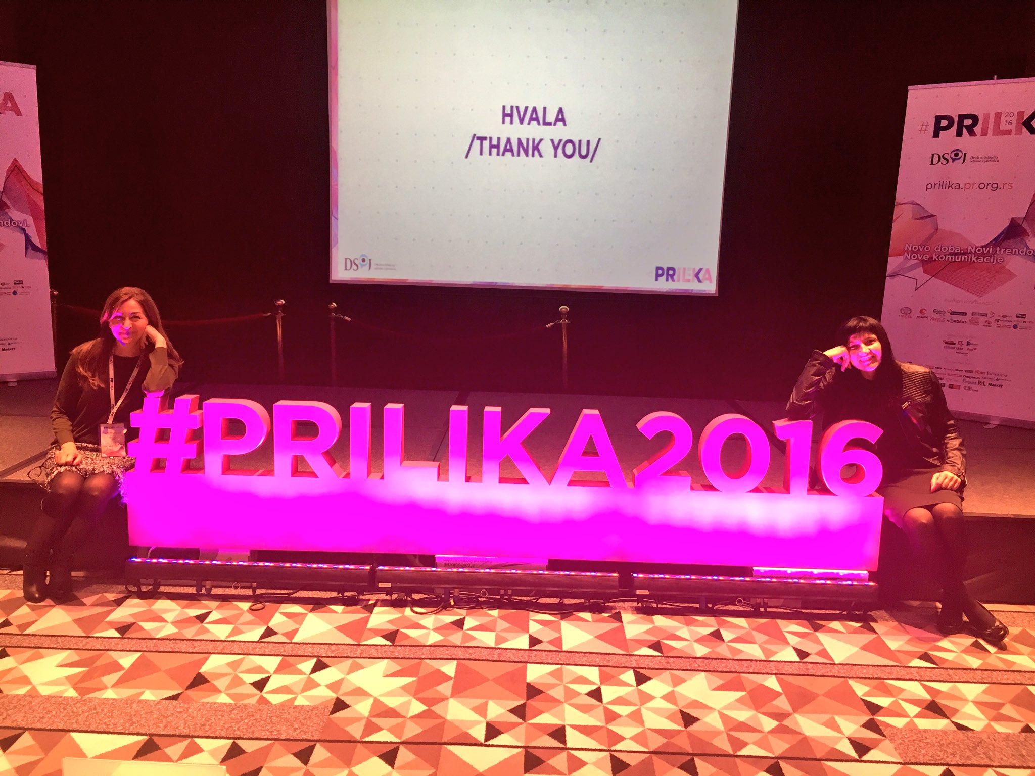 Thumbnail for #PRilika2016 II dan