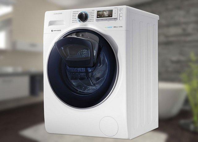 Wasmachine nodig? Vandaag is dé dag om hem te kopen! Vandaag 15% extra korting bovenop de Cashback actie op de AddWash K-series van Samsung. https://t.co/IWSfpnCcQJ