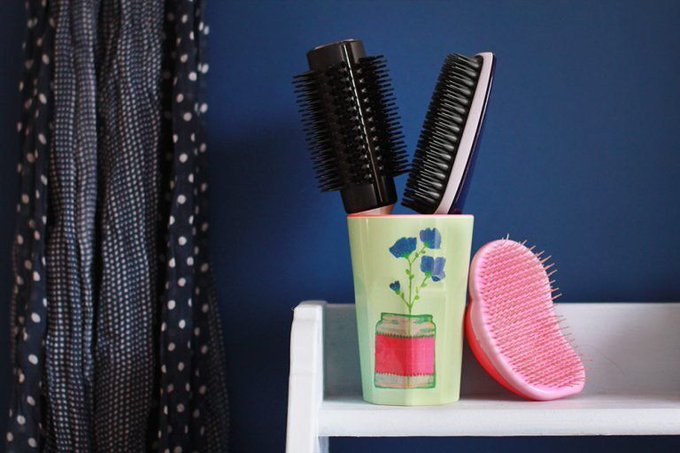 Review Tangle Teezer Smooth & Large Round Blow Dry Tools