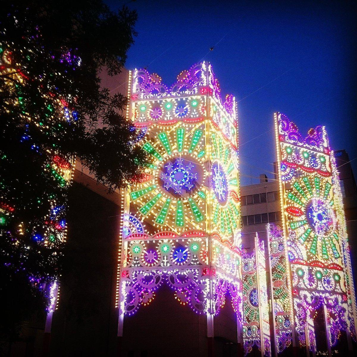 神戸ルミナリエ、先ほど17時に点灯しました ^^ https://t.co/xybv0XEJbD
