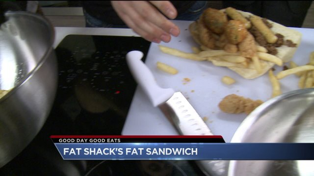 How to make Fat Shack's Fat Sandwich