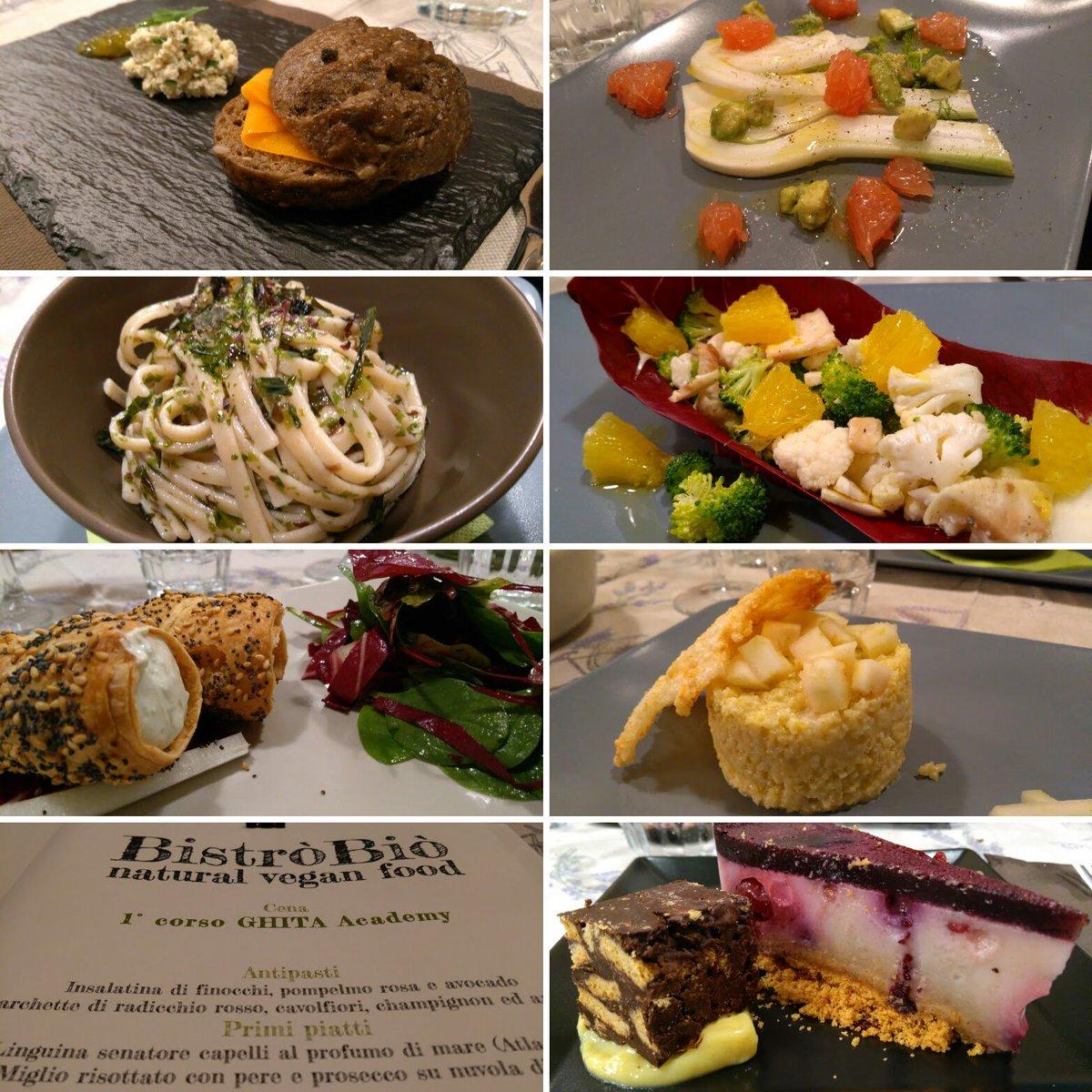 primo corso ghita academy di milano altacucina per chef ristorazione vegan
