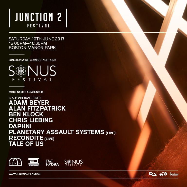 FOLLOW AND RT to WIN a pair of tickets to @junction_2 festival 2017 Winner picked on Tuesday. Good luck! https://t.co/fdTn7mTY33