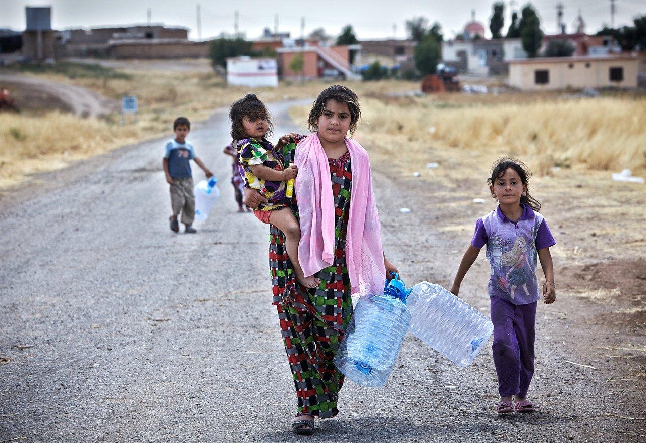 ирак жители лица фото она быстро