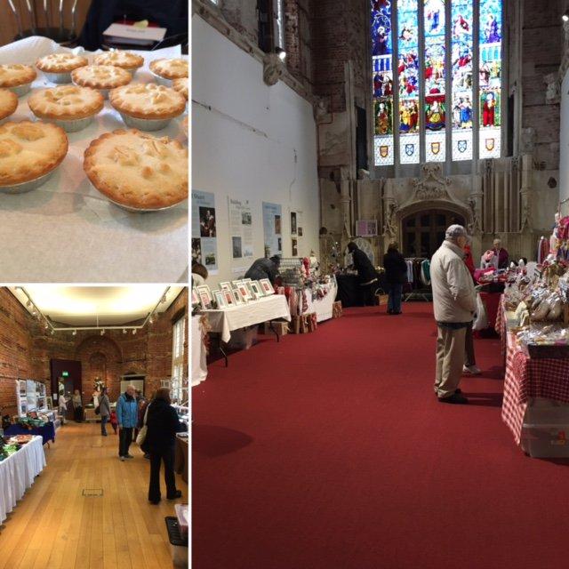 Highcliffe Castle Craft Fair