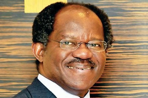 Nigerian-born Adebayo Ogunlesi has been named as member of an economic advisory forum by the president-elect of the United States, Donald Trump.