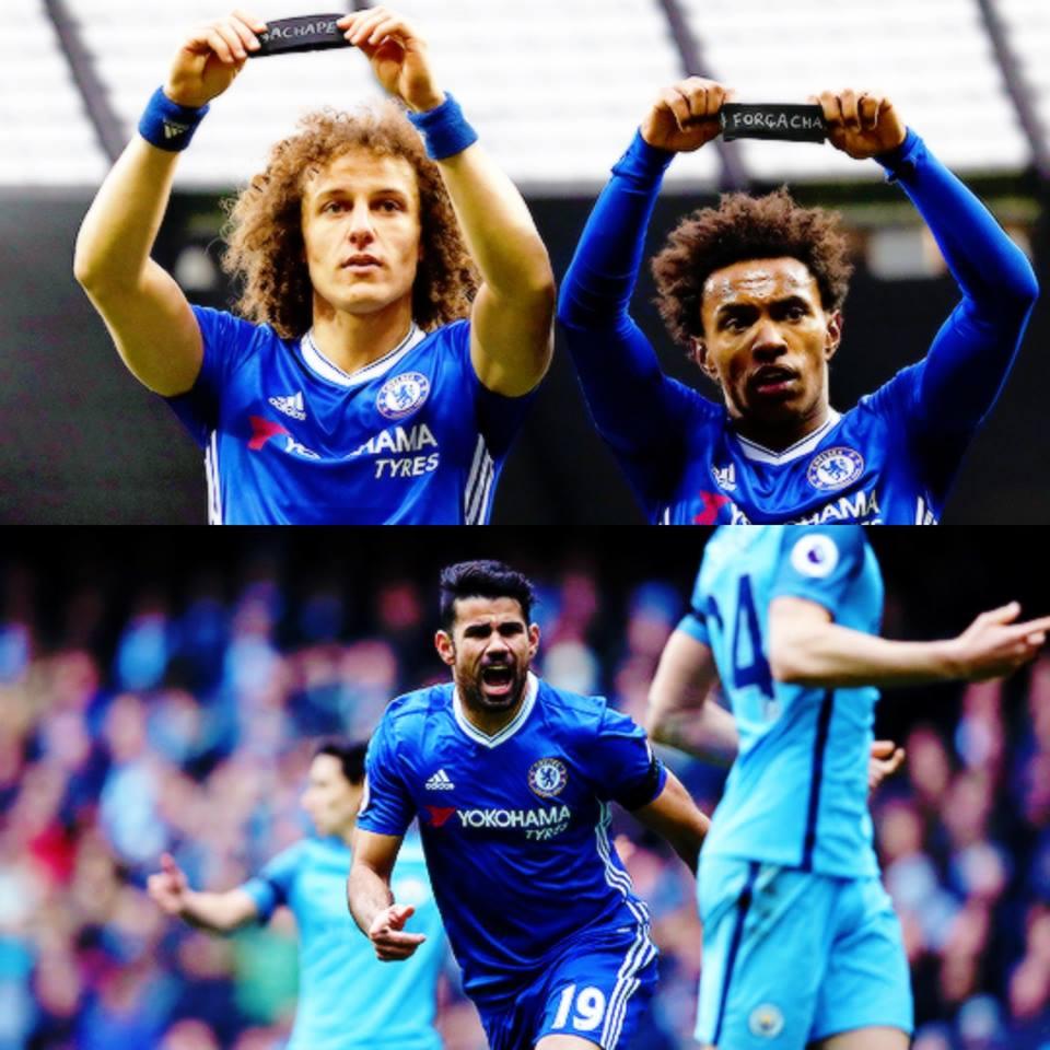 Manchester City-Chelsea risultato esatto 1-3: Conte sorride in testa alla Premier League