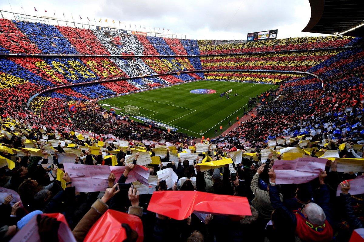 فرصة خطير لبرشلونة ومطالبة بضربة جزاء