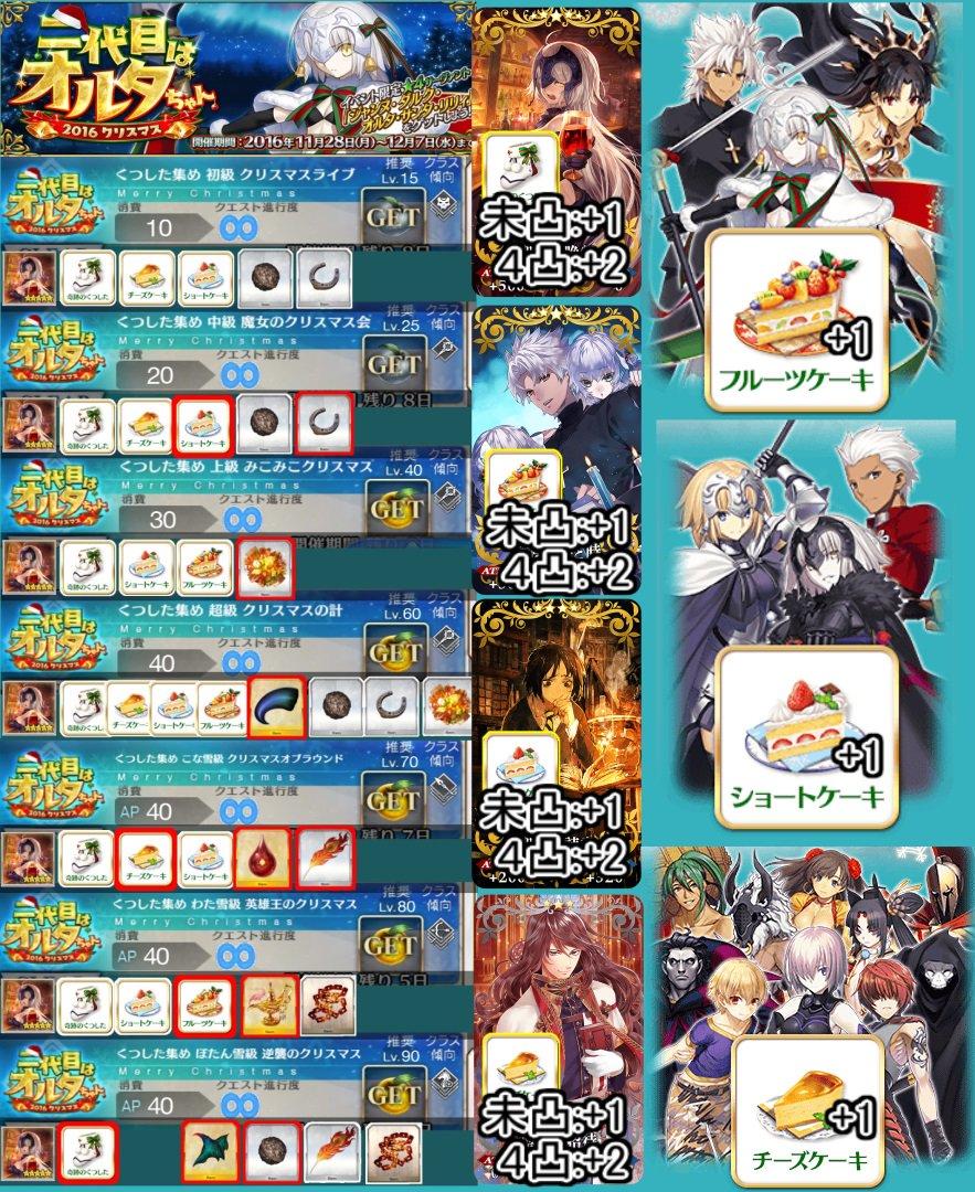 Grand Order Christmas 2020 Guide Reddit Christmas 2018 Guide : grandorder