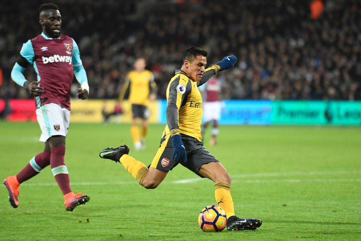 Wenger confirms new injury worry for Alexis Sanchez after West Ham