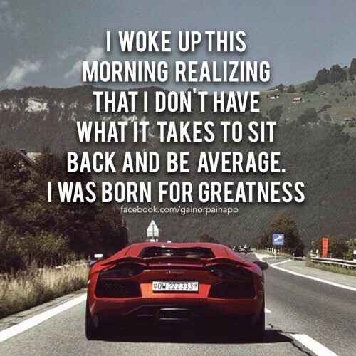 Be Successful On Twitter Don T Be Average Success Cars