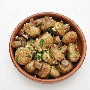 Рецепт грибы с овощами