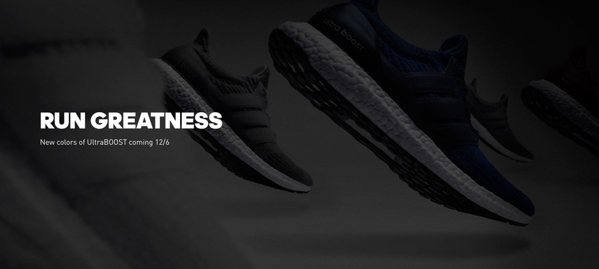 Release Alert: All These adidas Ultra Boost 3.0 Colorways