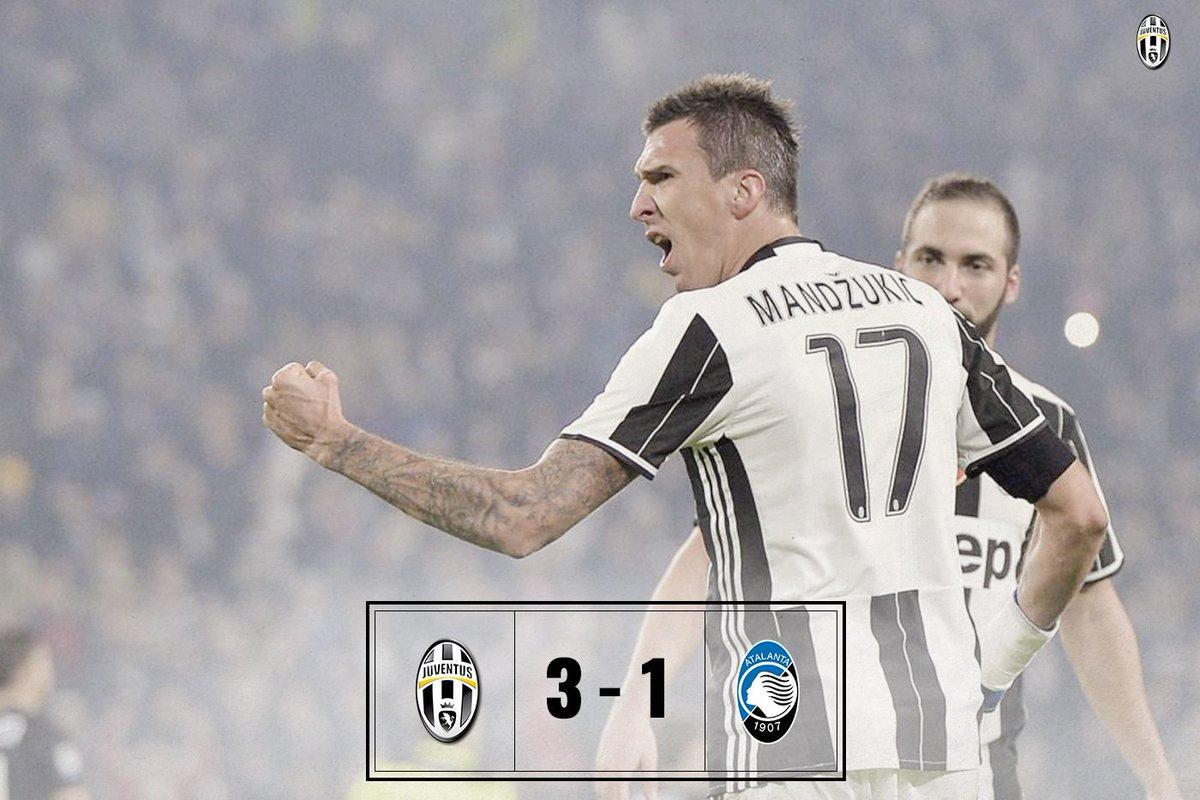 Video Juventus-Atalanta: risultato firmato Alex Sandro Rugani Mandzukic. Prossimo turno Torino-Juve Derby