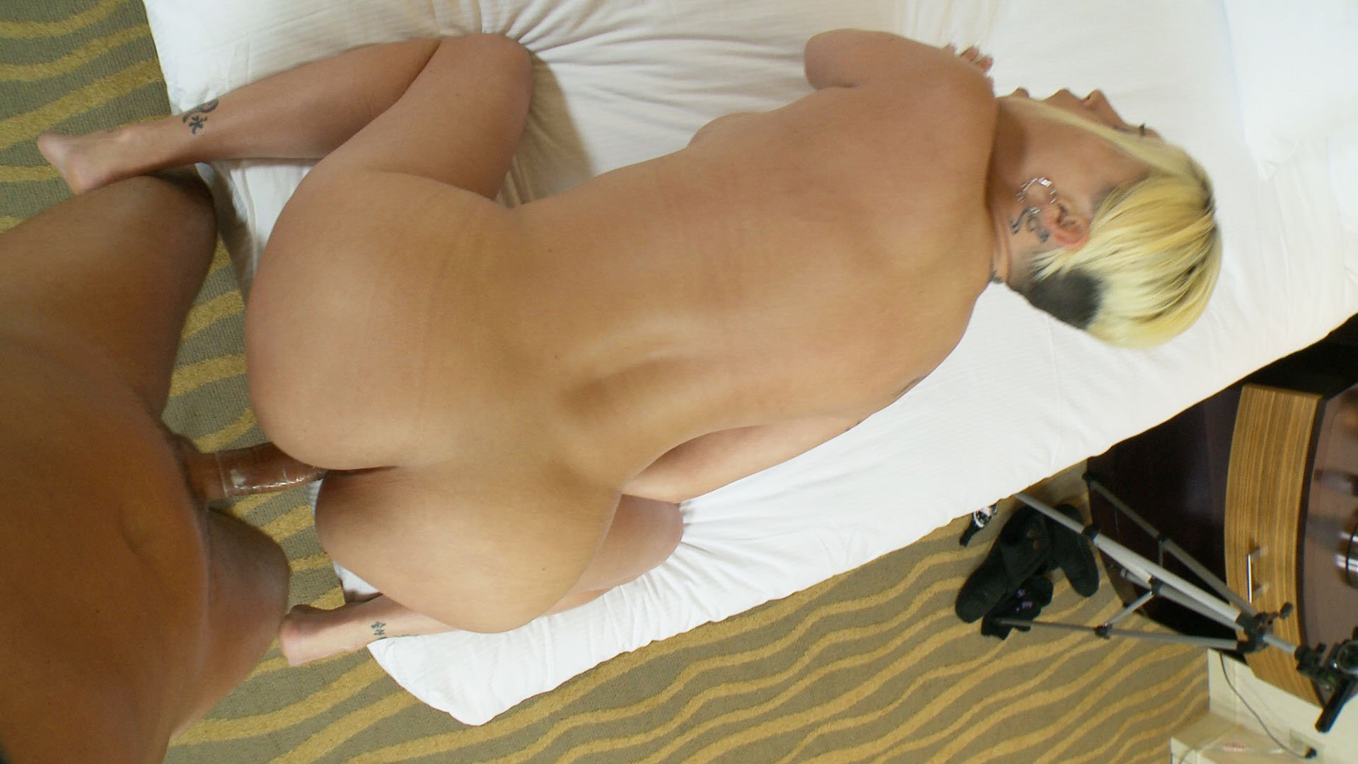 porn bend over booty