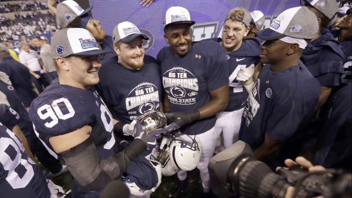 How Penn State could disrupt the College Football Playoff committee