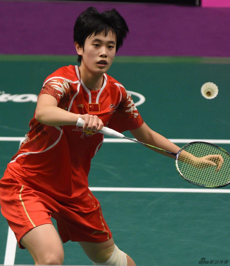"""IG Badminton Now on Twitter """"Cai Yanyan Chen Xiaoxin Han Yue"""