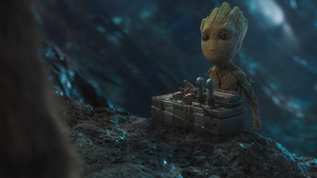 Baby Groot steals the show in brand new 'Guardians of the Galaxy' trailer