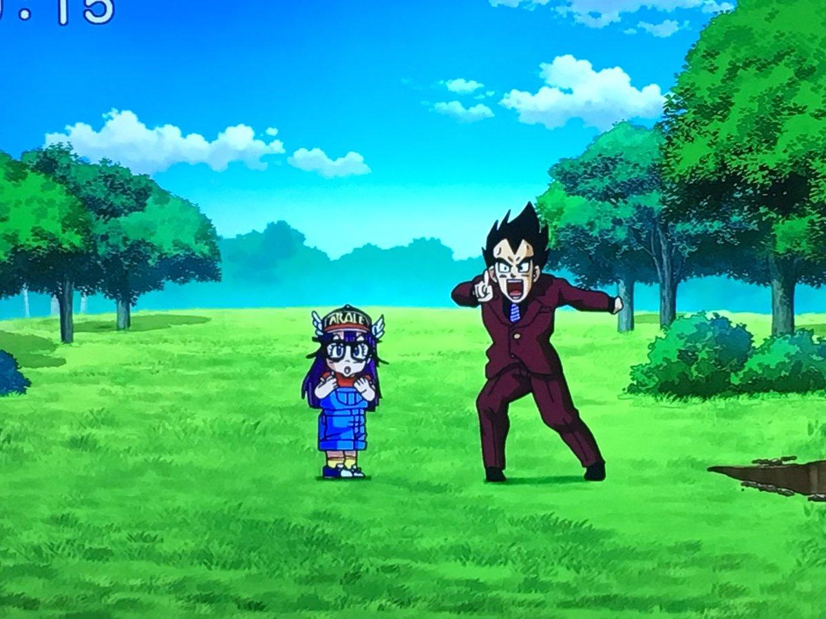 ベジータ アラレ ちゃん ドラゴンボール超43話のネタバレと感想!アラレちゃんの強さ・戦闘力