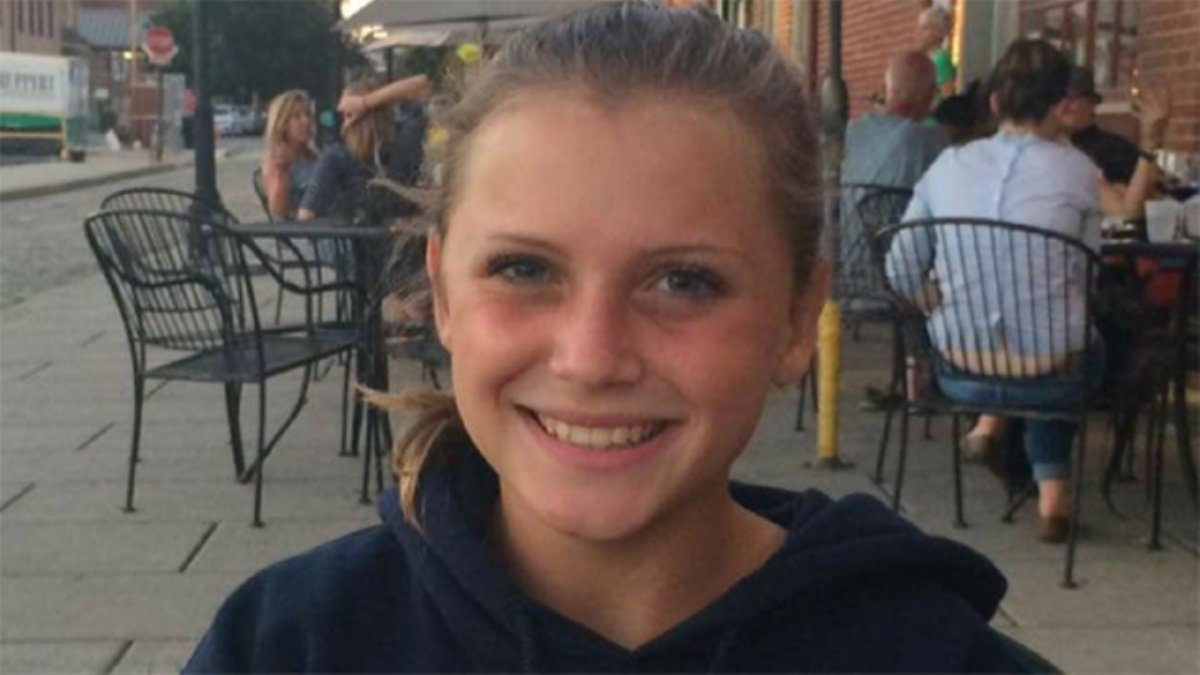 Girl, 14, missing from Reisterstown
